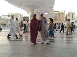 Plataran Masjid Nabawi