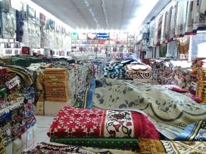 Toko Karpet di Madinah