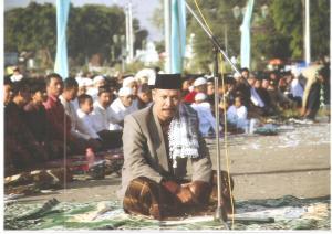 Idul Fitri 1434 H di Alun-alun Utara Yogyakarta